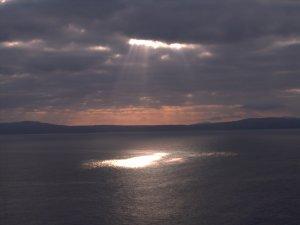 soms valt het licht zomaar uit de hemel
